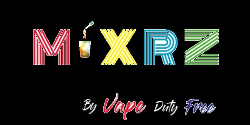 MIXRZ by Vape Duty Free – Bring life into your eLiquids