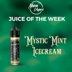 NovaVapes Juice of The Week – Mystic Mint Ice-Cream | £3.49 for 60ml | FREE UK Delivery over £14.99