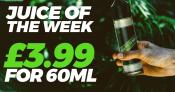 £3.99 – 60ML NovaVapes Juice of the Week!