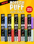 NEW* Moreish Puff Air Bar Disposable Devices £5.99!