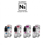 NS20 Element 10ml Nic Salts £3.99