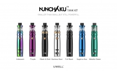 Uwell Nunchaku Full Kit – ONLY £46.99 with Free Delivery