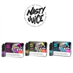 Nasty Juice 5x10ml Clearance £8.99