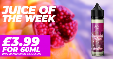 Pomegranate Passion – THIS WEEK ONLY £3.99 for 60ml!