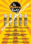 RETRO RANGE BUNDLE DEAL 5 x 60ml ONLY £20 (INC SHOTS)
