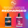 15% OFF The RECHARGE Range | NovaVapes