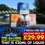 Anarchist, Vaper Treats, Milkshake Liquids – 420ml for £29.99 – Free Delivery on all orders over £20