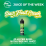 NovaVapes Juice Of The Week – Sour Fruit Crush