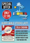 Dinner Lady Cola Cabana 3 x 10ml Deal at TABlites