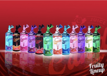CANDY JUICE E-LIQUID £5 for 60ml | +FREE Nic Shot