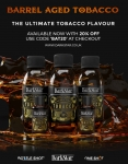 20% OFF BRAND NEW TOBACCO FLAVOUR AT DARKSTAR