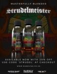 20% off Strudelmeister at DarkStar Vapour!
