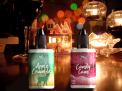 NovaVapes Christmas Apple Crumble and Candy Cane