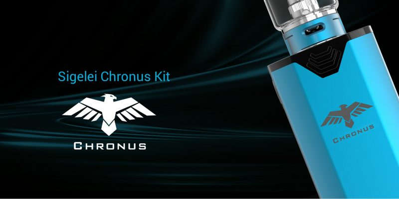 Sigelei Chronus Review