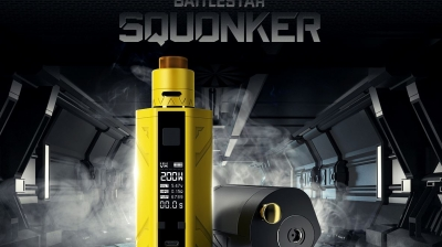 Smoant Battlestar Squonker Review
