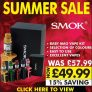 Smok Baby Mag Vape Kit – £49.99 @ Flawless Vape Shop Summer Sale!