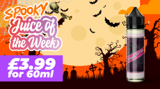 £3.99 for 60ml – Victorian Sweet Chew (NovaVapes Juice of the Week)