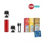 Stoptober Deal – Smok Novo Pod Kit + 2 Liquids