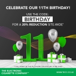20% Reduction SITE-WIDE At TECC