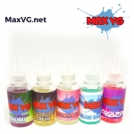 New Flavours Launch! 5x50ml for £27.99 at MaxVG.net! FREE DELIVERY!