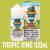 "DripMore ""Tropic King"" Series | 100ml Shortfill – Any 2 for £20"