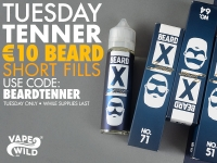 Beard Short Fills £8.76
