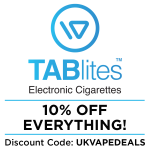 10% Off Every Order at TABlites – Discount Code