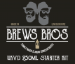 The Brews Bros DIY Starter Kit – Make 750ml of 3mg Eliquid for £35 – Free Postage!