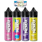 Nerdy Nerdz 50ml Shortfill – £8.99