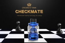 Uwell Crown IV Review