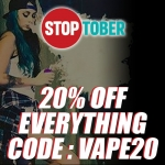 20% OFF EVERYTHING at Vape Inc
