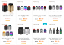 VapeSourcing Vandy Vape Tanks Sale! Extra 13% OFF!