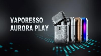 Vaporesso Aurora Play Review