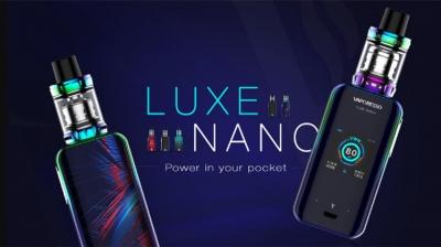 Vaporesso Luxe Nano Review
