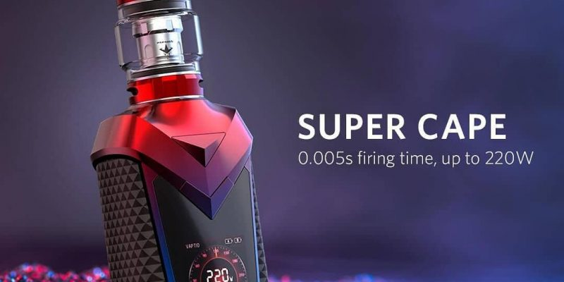 Vaptio Super Cape Review