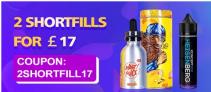 2 Shortfills for £17-Newvaping eliquid sale