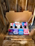 SHONAS COOL BOX BUNDLE | 300ML | FREE P&P