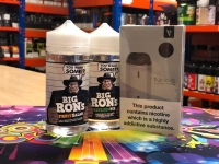BUY 2X BIG RON'S AND GET VAPORESSO NEXUS KIT FOR FREE