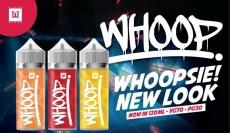 Whoop E Liquids – Multipack 3 Bottles 360ml