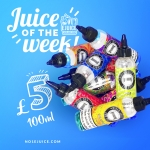 Super Clearance – £5 Wired Juice 100ml Free delivery over £30 spent