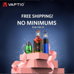 Vaptio Free Shipping For Everything