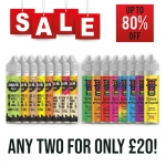 Totem & Sugar Pie – 120ml for £20 – TABlites