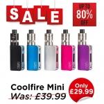 Innokin Coolfire Mini – £29.99 at TABlites
