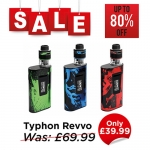 Aspire Typhon 100 Revvo Kit – £39.99 – TABlites