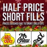 50ml Short Fills – £6.99 with free Nic Shots – TABlites