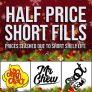 50ml Short Fills – £6.99 with free Nic Shots – TABlites