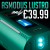 ASMODUS LUSTRO ONLY £35