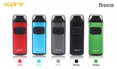 Aspire Breeze Kit – Lowest UK Price at £13.99