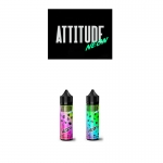 Attitude Neon 50ml Shortfill