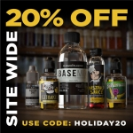 20% OFF Bank Holiday Sale!